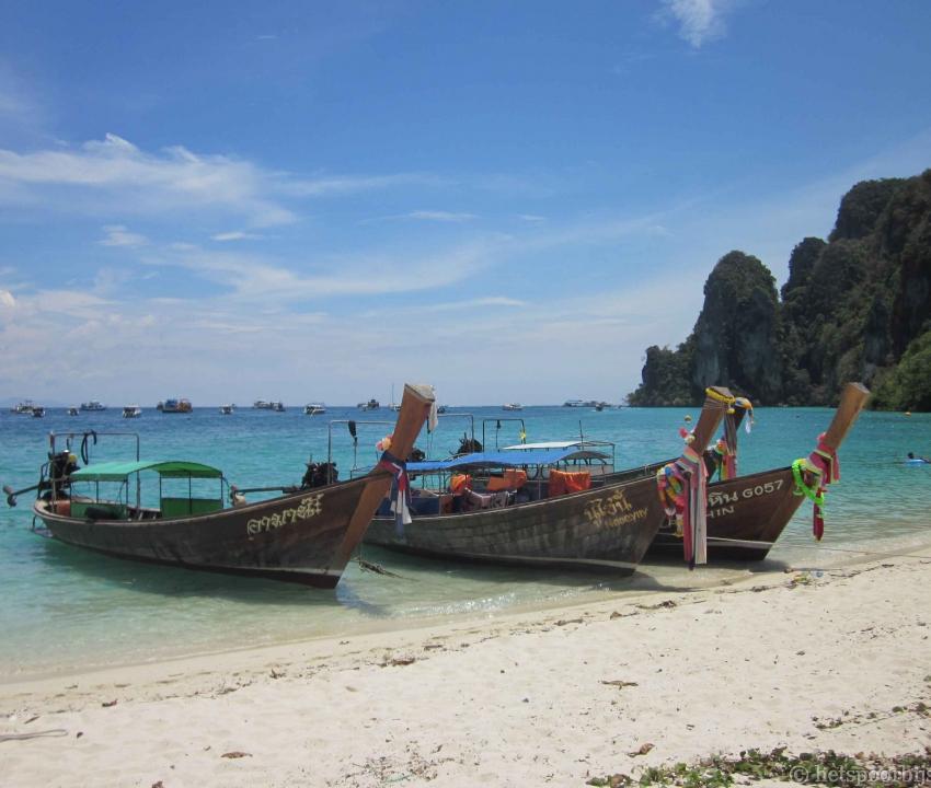 Verhalen uit Thailand