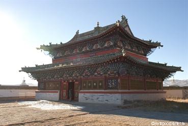 Verhalen uit Mongolie